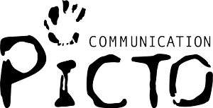 Logo Picto Communication